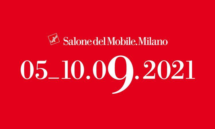 Salone del Mobile Milano 2021 will be held in September